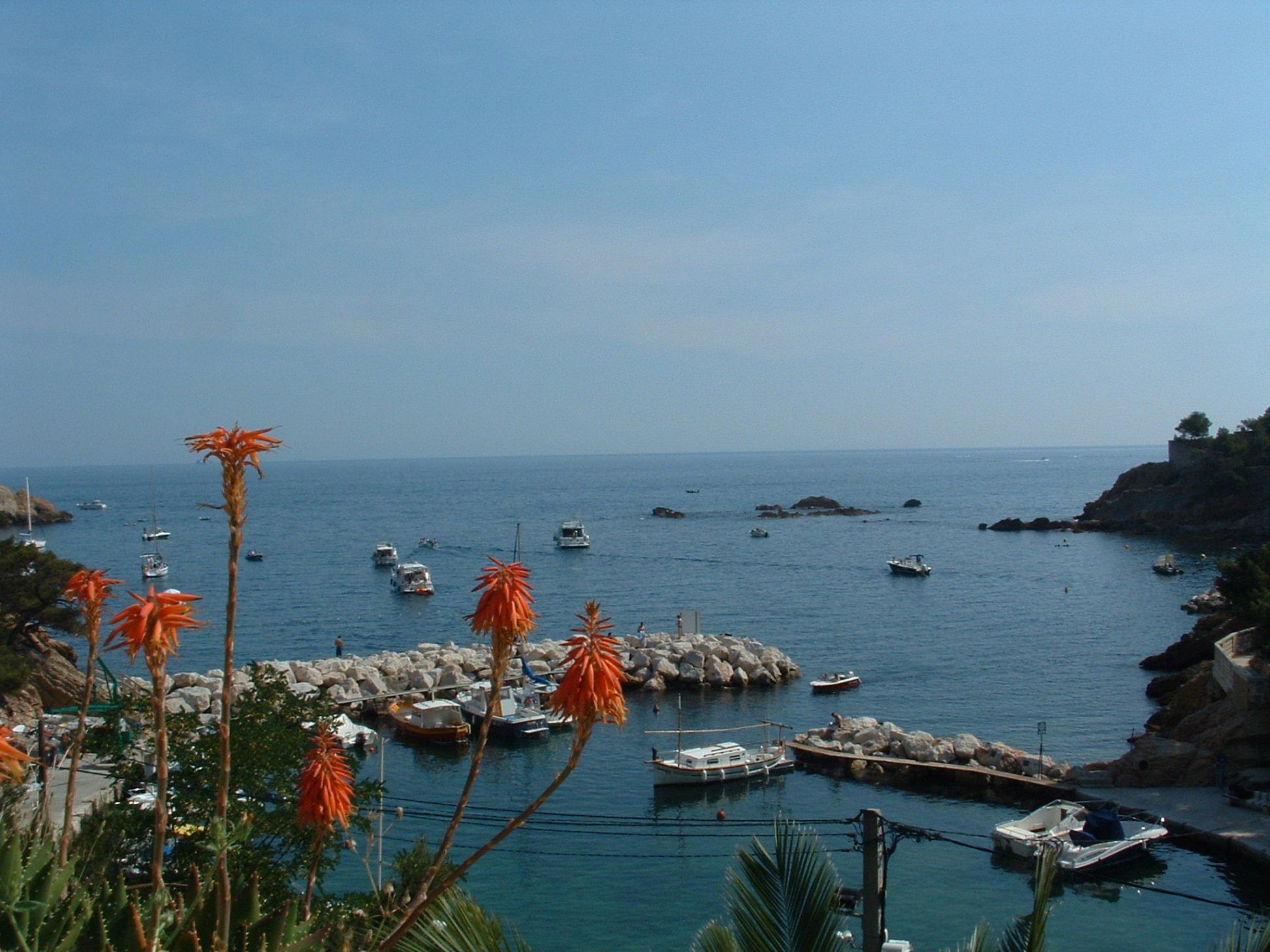 Locations Mer Calanque de Méjean